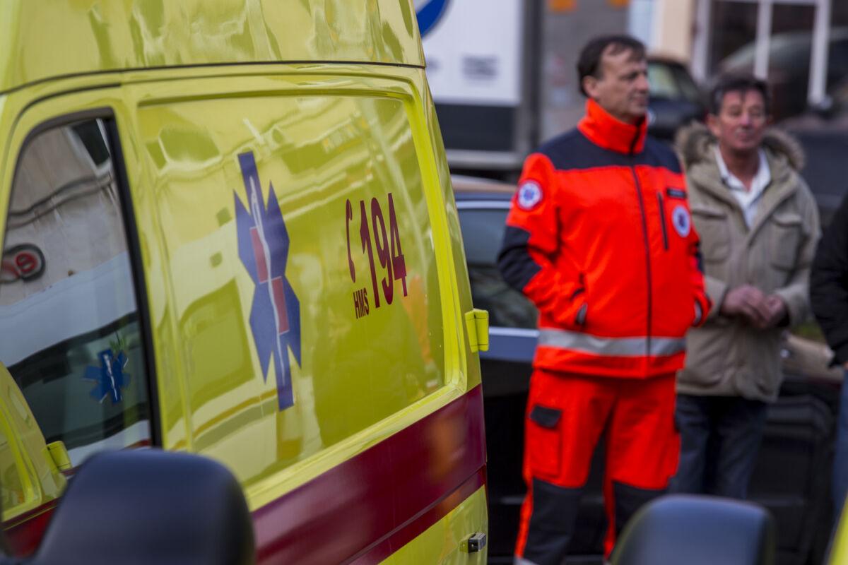 PROMETNA U BLIZINI POZNATOG SPLITSKOG KAFIĆA Vozač motora prevezen u splitsku bolnicu
