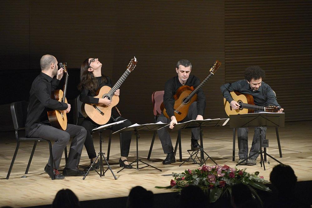 Koncertom Zagrebackog Gitaristickog Kvarteta Zavrsavaju 6