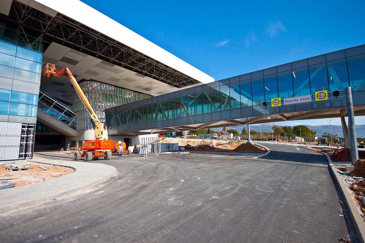 Resultado de imagen para Novi terminal zračne luke Split
