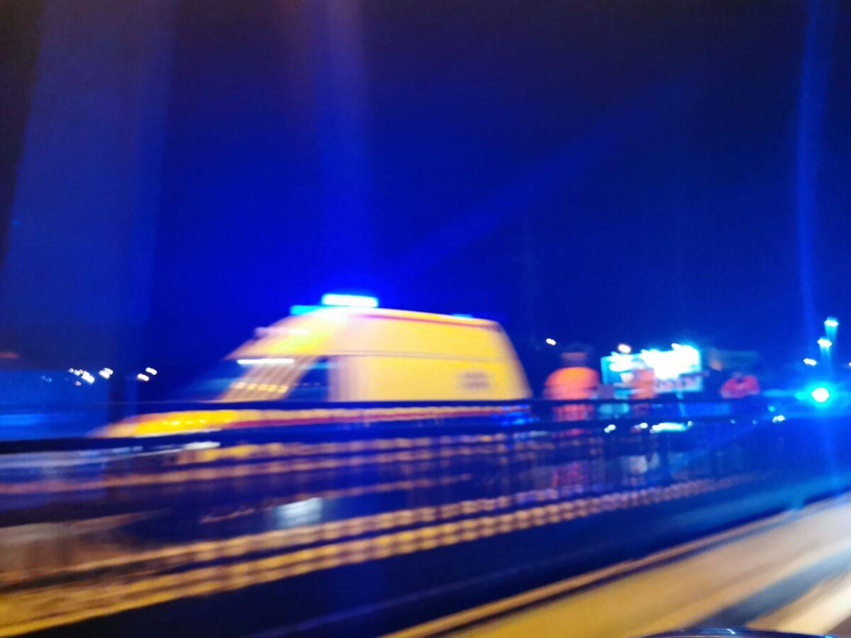 VOZAČI, OPREZ Prometna nesreća na izlazu iz Splita