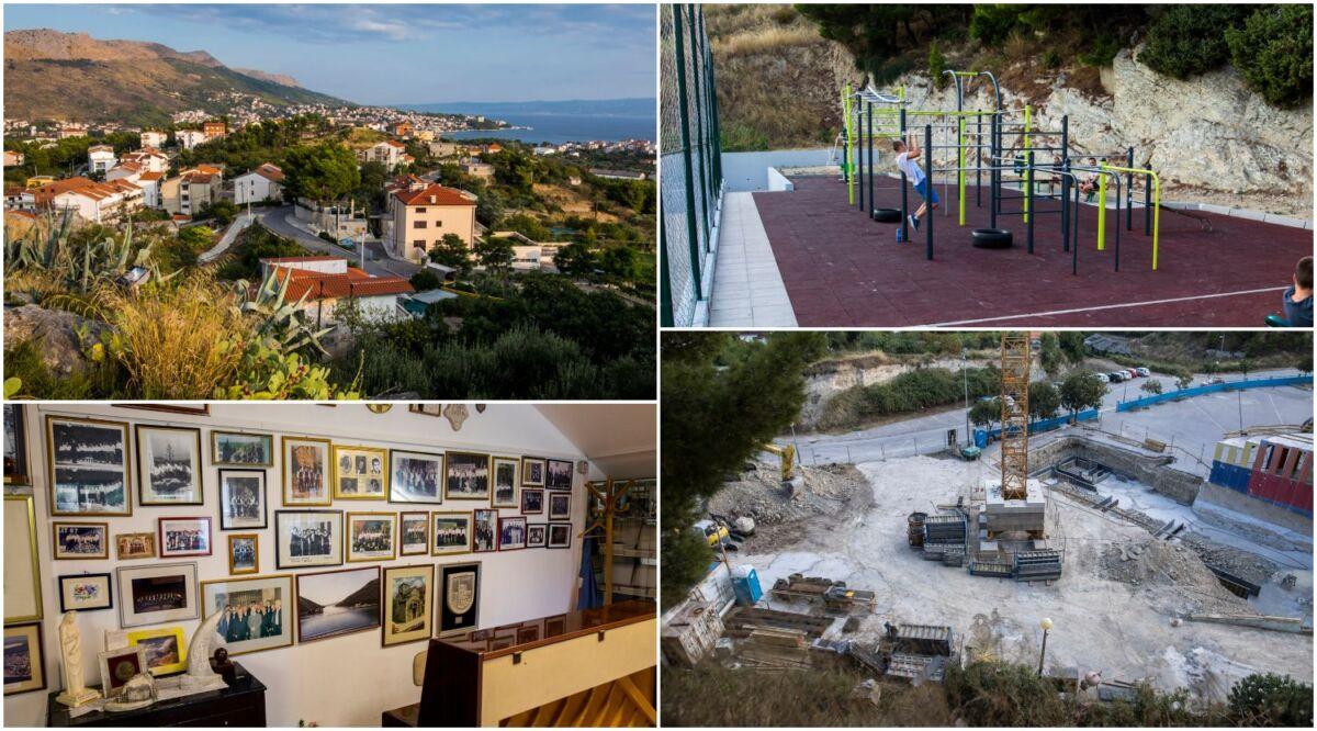 Ovaj je istočni dio Splita star više od pola tisućljeća: Donosimo reportažu s Kamena gdje su u tijeku projekti koji će promijeniti ovaj dio grada
