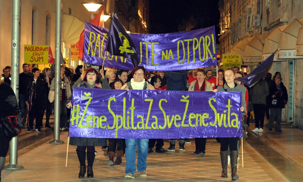 Žene Splita za sve žene svita: Mediteranski ženski festival i u Klubu Zona