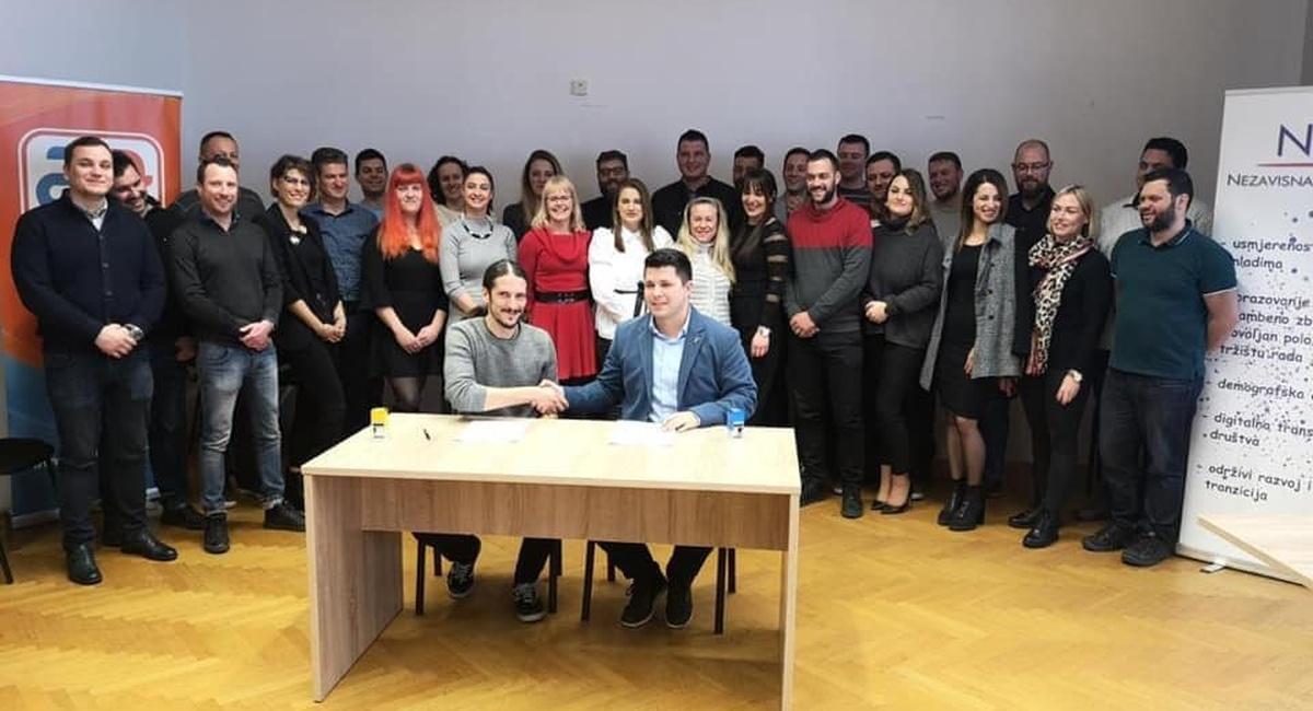 Pokret za mlade, Ante Pranić