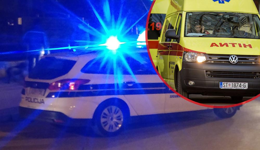 TEŠKA PROMETNA NESREĆA U DALMACIJI Sudar tri vozila, više je ozlijeđenih