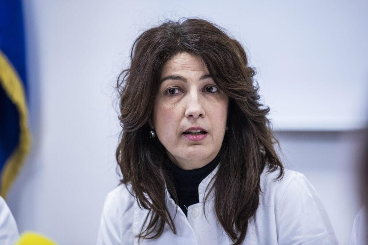 Dijana Nonković, epidemiologija