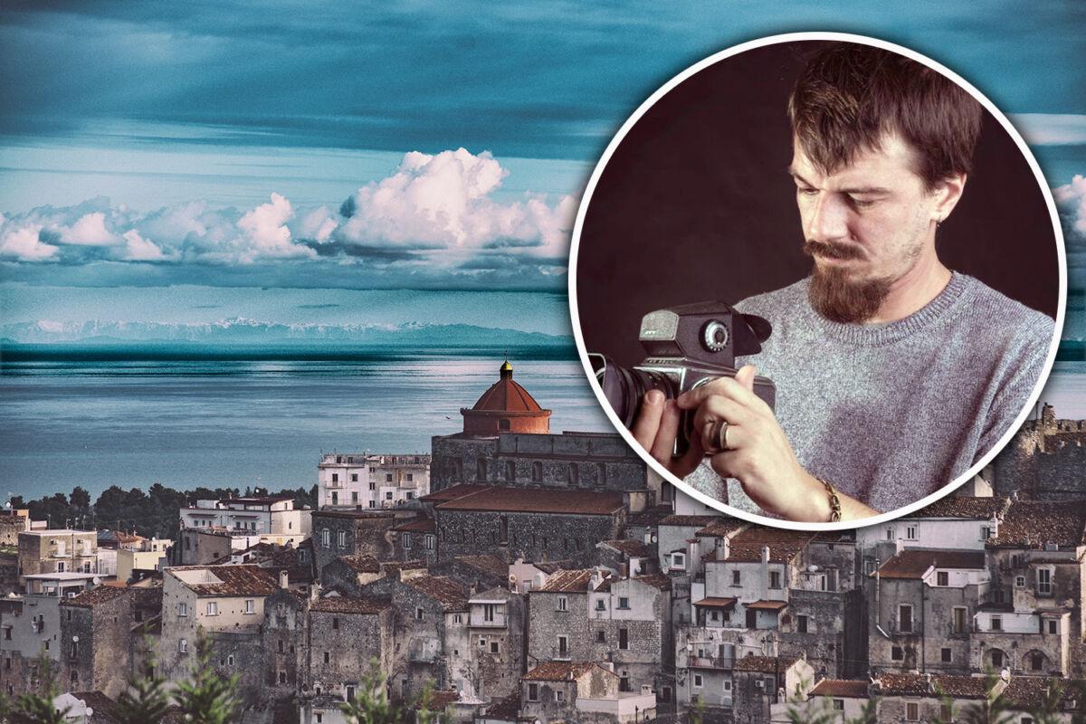 """FOTOGRAFIJA KOJA JE ZBLIŽILA ITALIJU I HRVATSKU Snimio prekrasnu fotografiju Biokova s Gargana: """"Nisam očekivao ovoliko reakcija, stižem u vašu prekrasnu zemlju"""""""