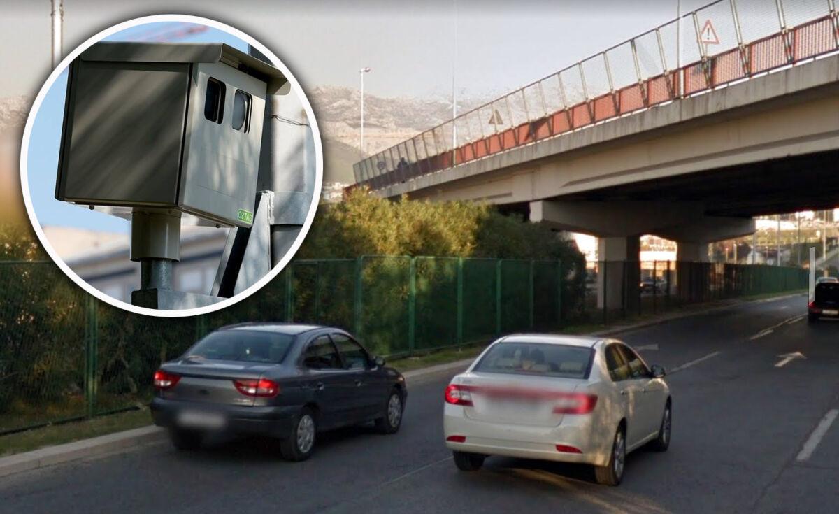 """Nakon Sirobuje, danas je """"hiperaktivna"""" kamera u Ulici Domovinskog rata: """"Slikala me iako sam vozio 65 km/h"""""""