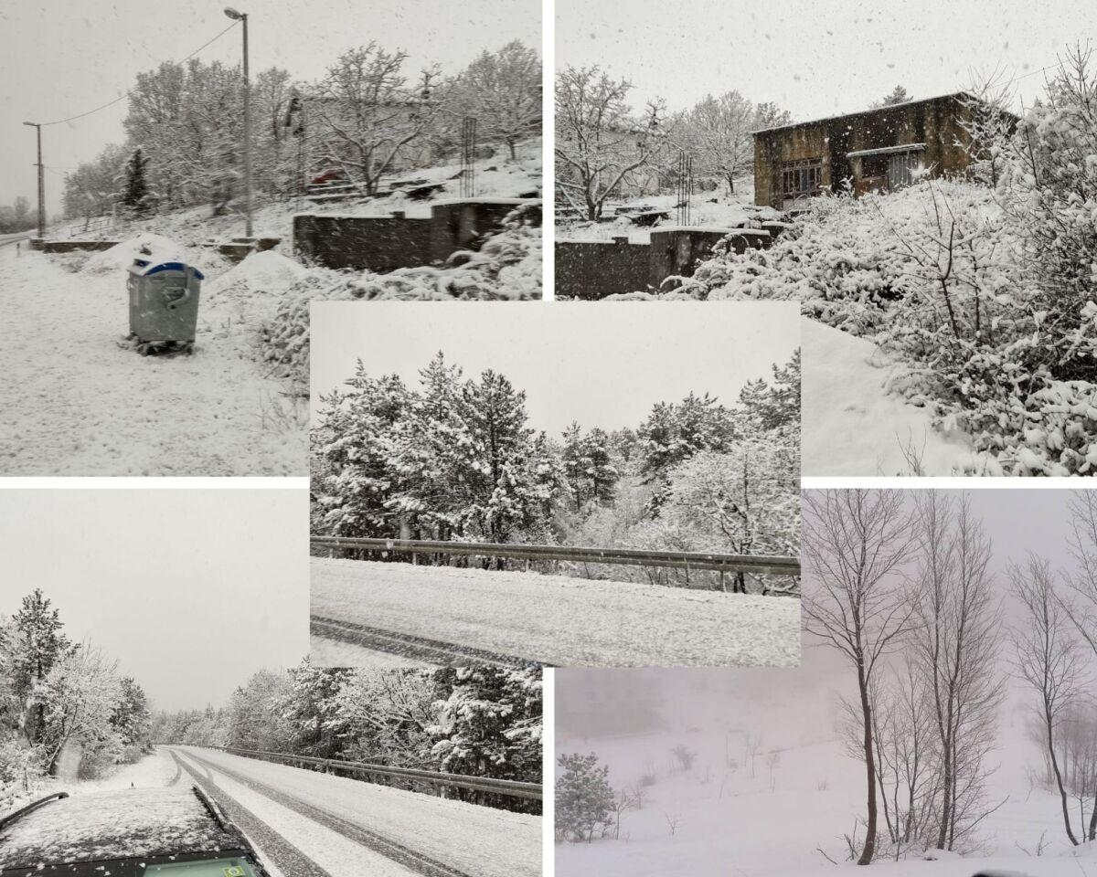 ZELOVO KAO GORSKI KOTAR: Pogledajte ove impresivne snježne prizore iz Dalmatinske zagore