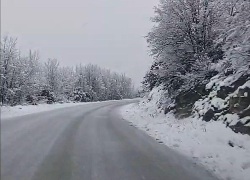 Visina snijega u Zagori ponegdje 15 centimetara: Počeo drugi snježni val