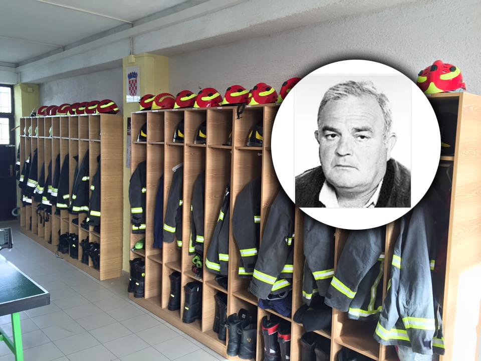 TUGA U PODSTRANI Preminuo višegodišnji član i predsjednik podstranskih vatrogasca