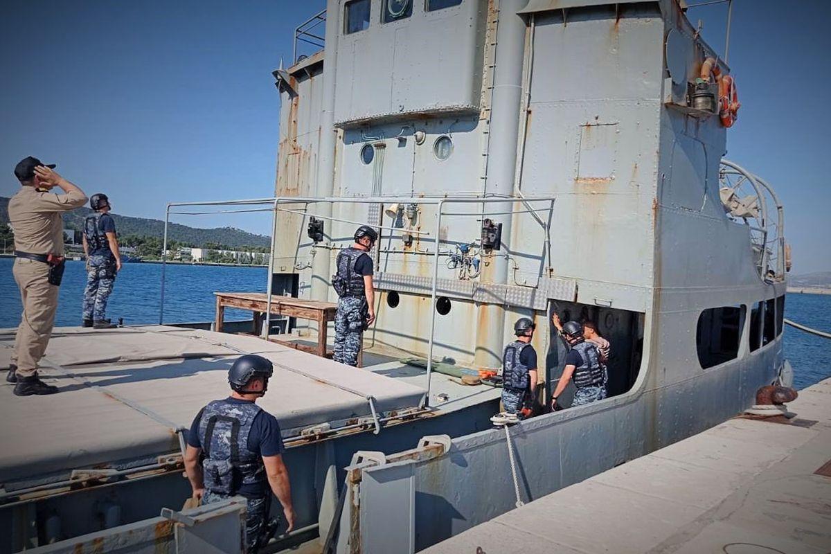 KRIJUMČARI U SPLITU NISU IMALI ŠANSE Pogledajte kako je izgledala vojna vježba s američkom mornaricom