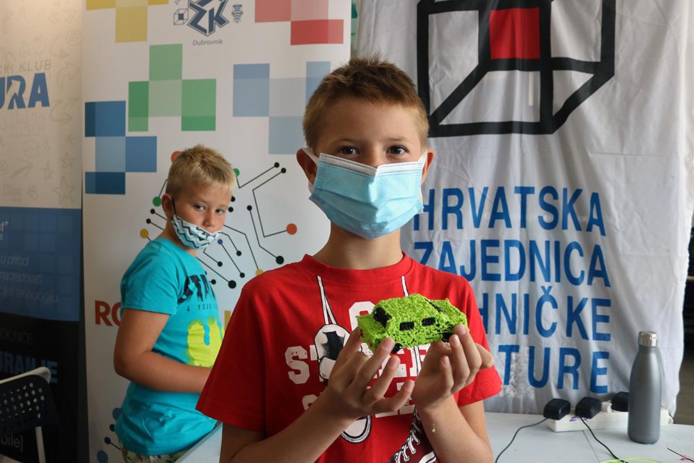 Organizirane brojne radionice povodom 75. godina tehničke kulture u Centru za mlade Dubrovnik